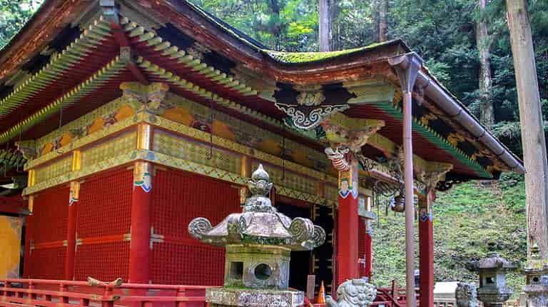 鳳来寺山の見所
