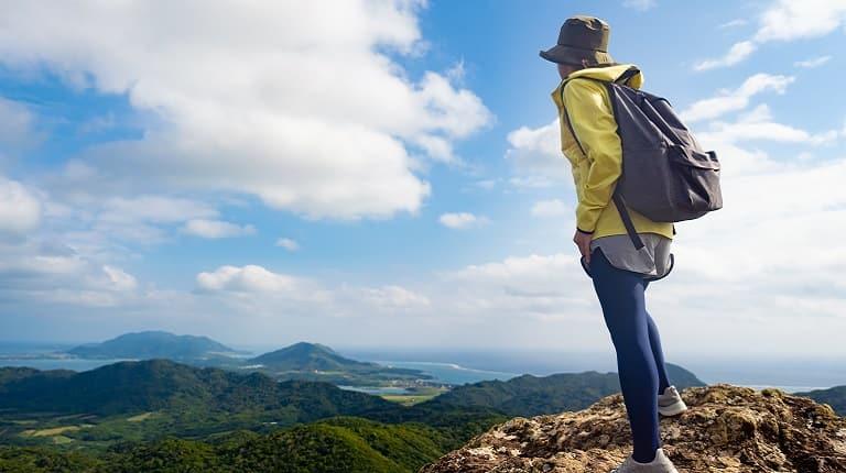 登山・ハイキングはレクリエーション保険の契約対象