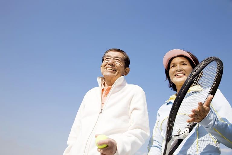 テニスの際にレクリエーション保険を活用する