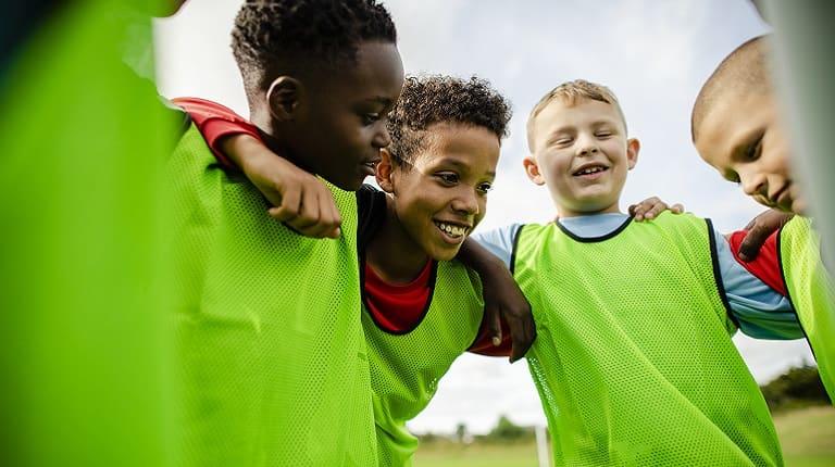 サッカー大会はレクリエーション保険の契約対象