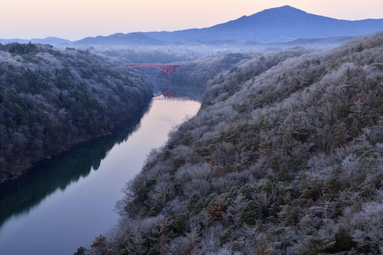 恵那山の登山ルートや周辺の名所・見どころ紹介