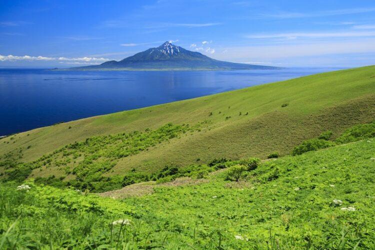 利尻島内の観光スポット
