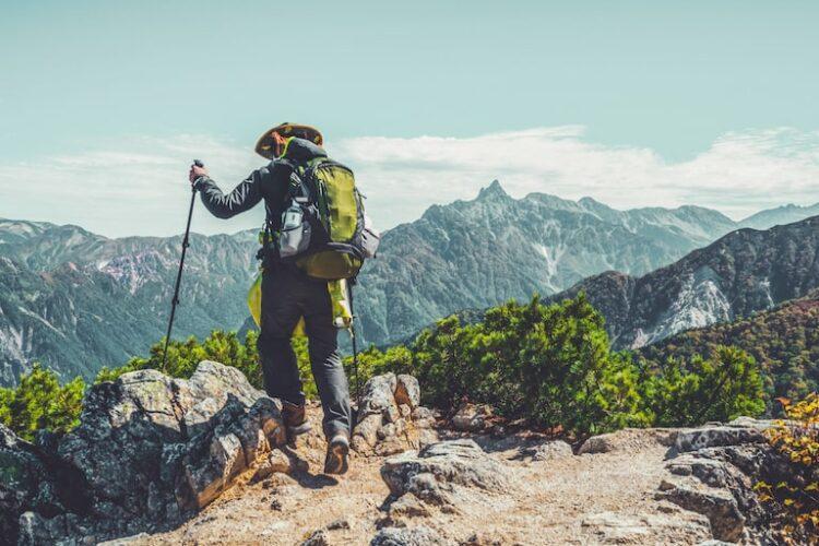 登山初心者が注意したいこと