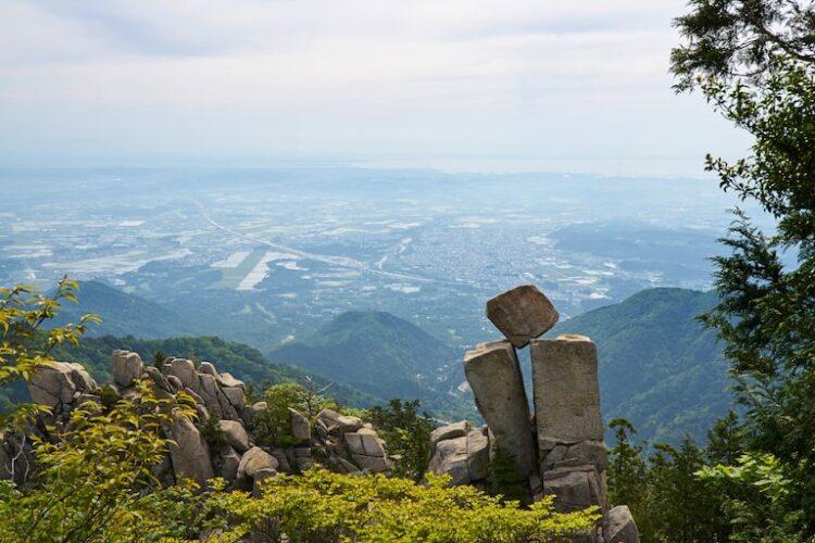御在所岳の登山初心者向けおすすめルートは?アクセス・服装も紹介!
