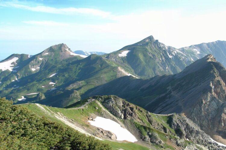 初心者向けの白馬岳登山ルート
