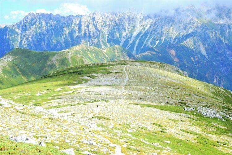 【双六岳】登山初心者におすすめのコースや日帰り温泉情報を紹介します