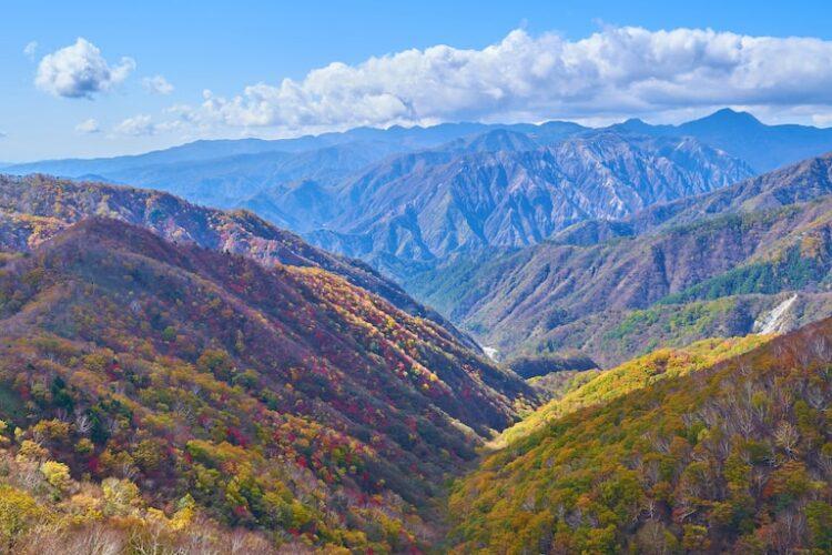 登山初心者におすすめの日光の山5:皇海山